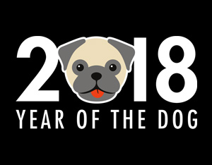 2018 Year of the Pug